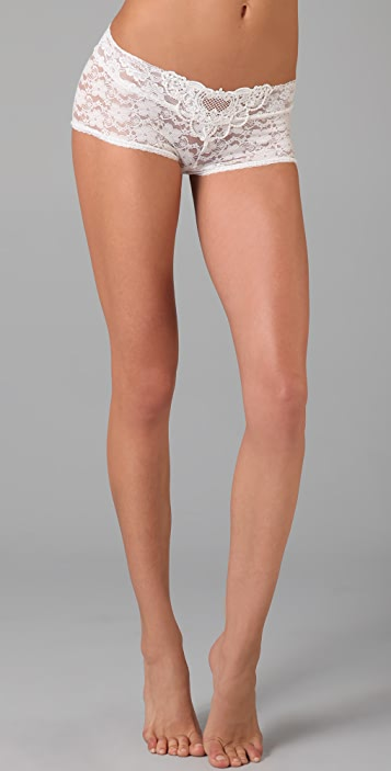 In Bloom by Jonquil Swan Lake Boy Shorts
