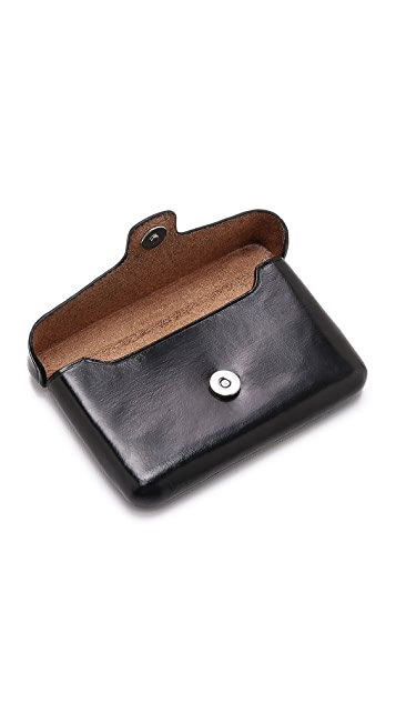 Il Bussetto Snap Card Case