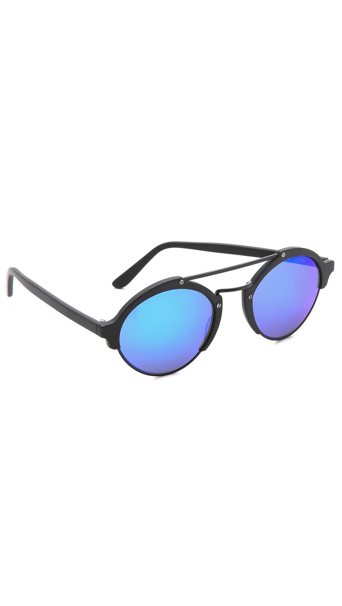 ec40287dc4a Illesteva Milan II Sunglasses