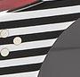 Stripes/Black