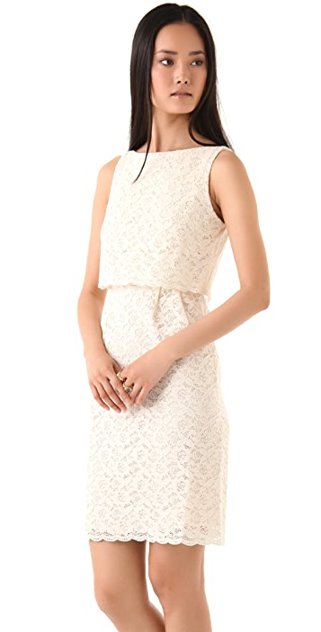 Imitation Constance Lace Dress