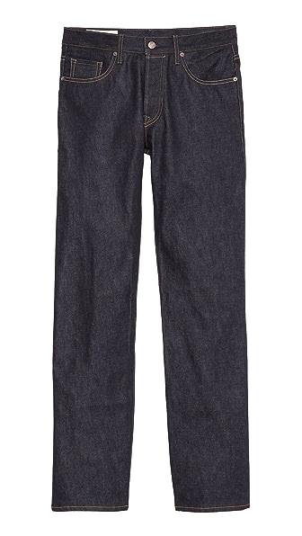 Imogene + Willie Hank Rigid Straight Leg Jeans