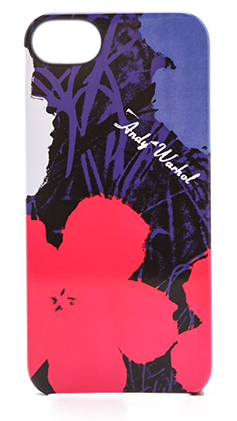 Incase Andy Warhol Flowers iPhone 5 Case