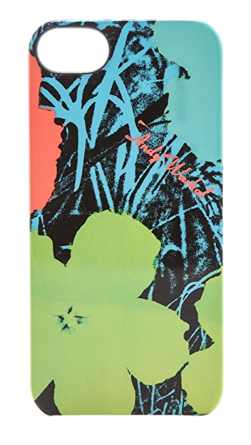 Incase Andy Warhol Flowers iPhone 5 / 5S Case