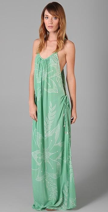 Indah Robin Long Dress