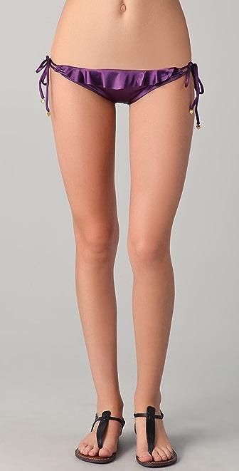 Indah Alabama Ruffle Bikini Bottoms