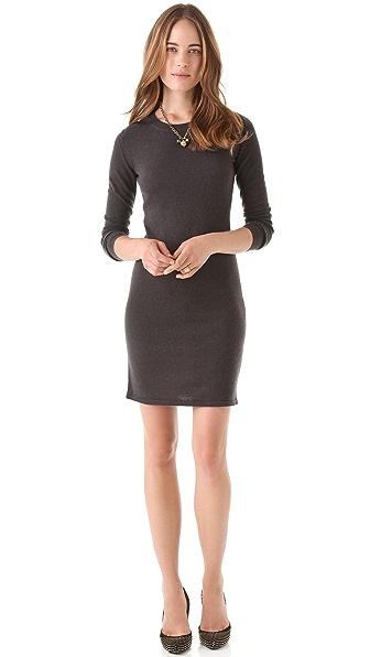 Inhabit Cashmere Weekend Sweater Dress