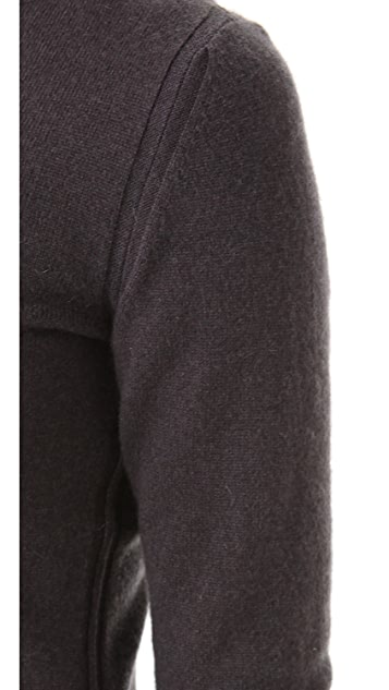 Inhabit Cashmere Weekend Sweater Dress