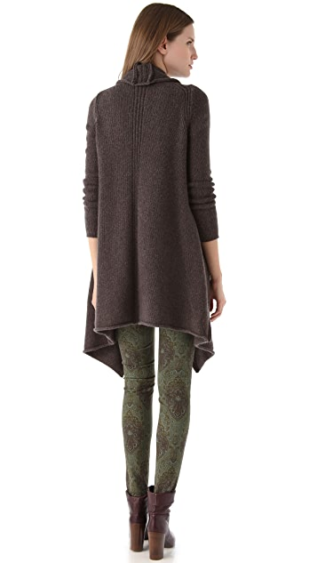 Inhabit Chainette Cashmere Cardigan