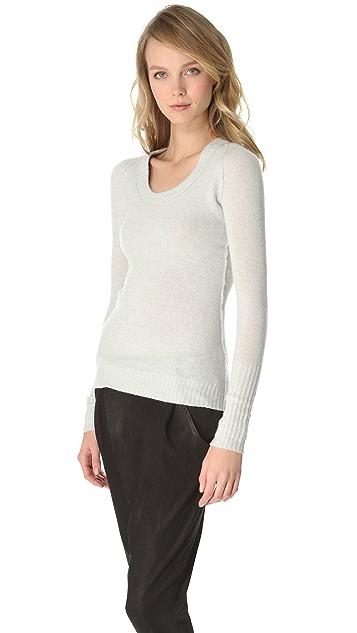 Inhabit U Neck Sweater