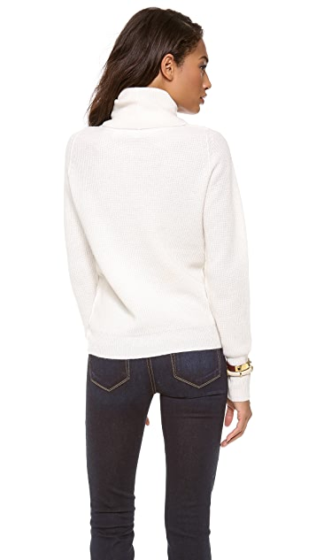 Inhabit Cashmere Shakers Sweater