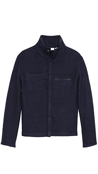 Inhabit Merino Sweater Jacket