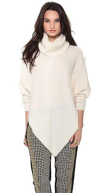 Inhabit Cashmere Weekend Turtleneck Sweater