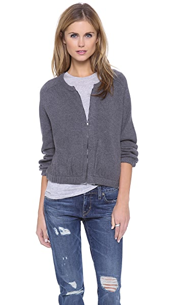 Inhabit Weekend Cashmere Cardigan