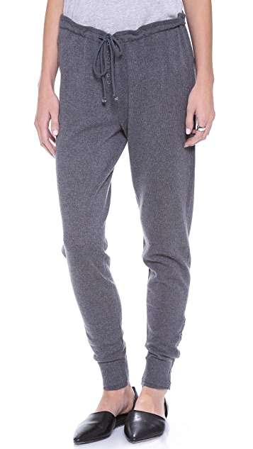 Inhabit Weekend Cashmere Pants