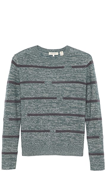Inhabit Broken Stripes Sweater