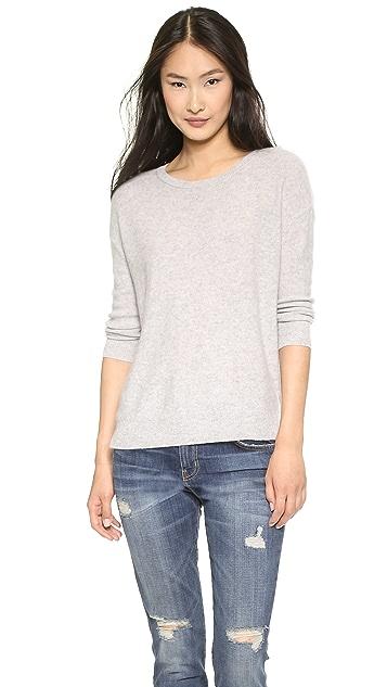 Inhabit Cashmere Crewneck Sweater
