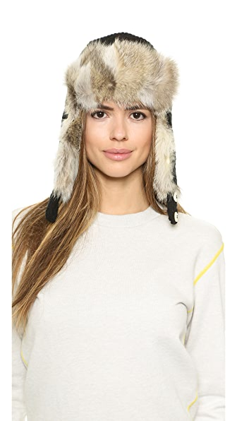 Inverni Fur Trapper Hat