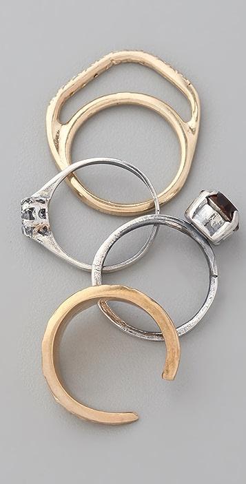 Iosselliani Stacking Ring Set