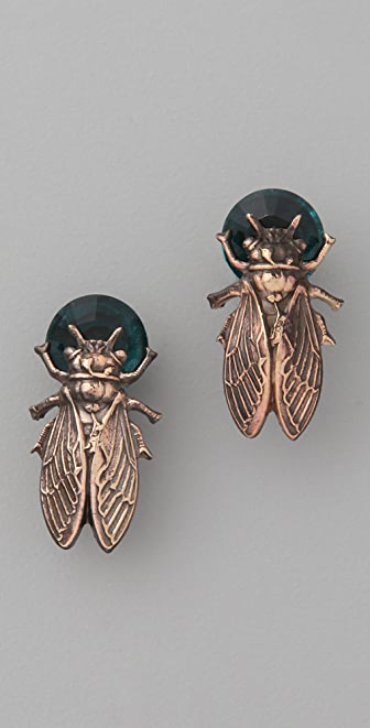 Iosselliani Crystal Fly Studs