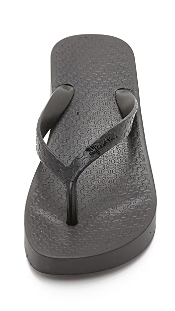 Ipanema Wedge Flip Flops