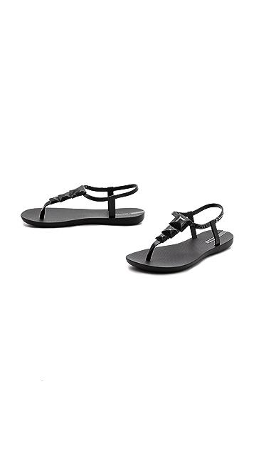 Ipanema Maya Studded Rubber Sandals