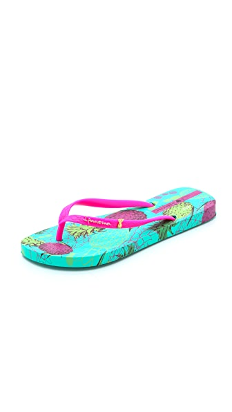 Ipanema Pina Flip Flops