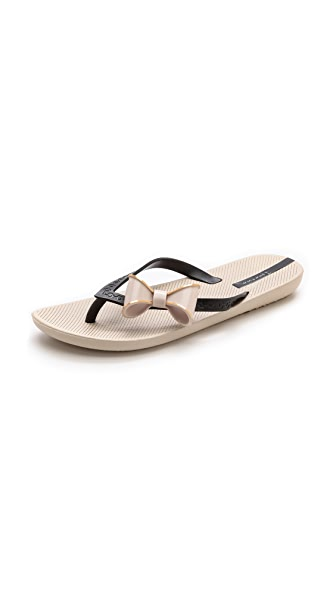 Ipanema Neo Clara Bow Flip Flops