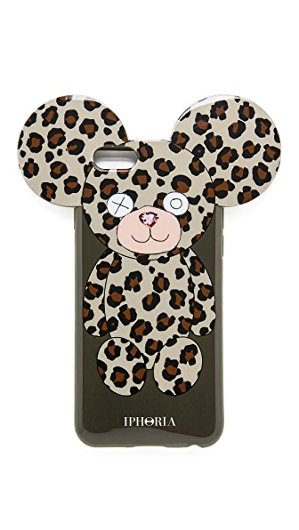 Iphoria Leopard Teddy iPhone 6 / 6s Case