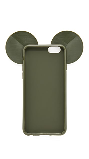 Iphoria Leopard Teddy iPhone 6 / 6s Case