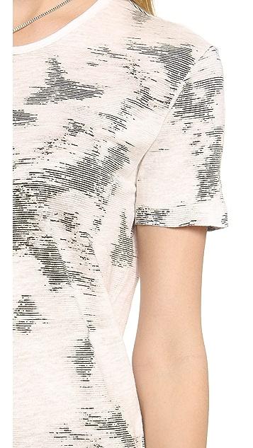 IRO.JEANS Bertina Linen T-Shirt