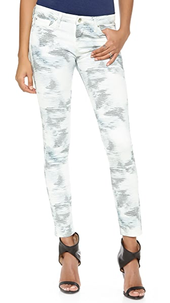 IRO.JEANS Aden Printed Skinny Jeans