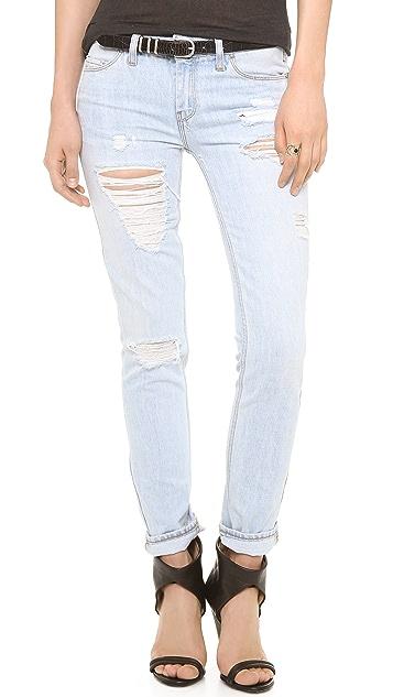 IRO.JEANS Keazan Distressed Garcon Jeans