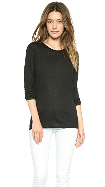 IRO.JEANS Laurel Long Sleeve Tee