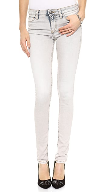 IRO.JEANS Cole Low Rise Skinny Jeans