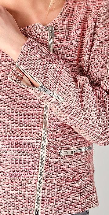 IRO Haven Jacket with Zippers