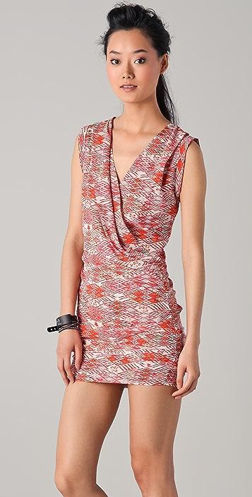 IRO Salome Print Dress