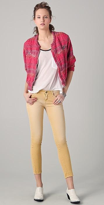 IRO Aztec Print Jacket