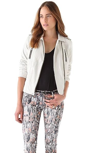 IRO Anabela Leather Jacket