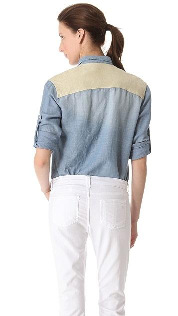IRO Travis Denim Shirt