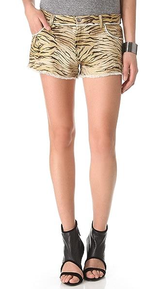 IRO Russel Cutoff Shorts
