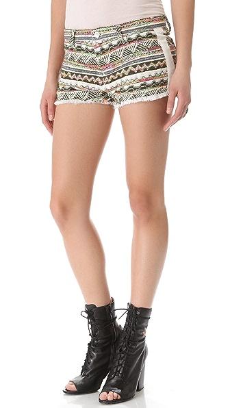 IRO Lofina Cutoff Shorts