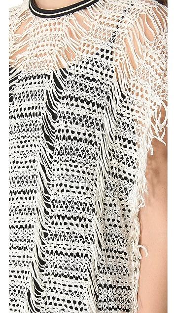 IRO Elma Fringe Dress / Tunic