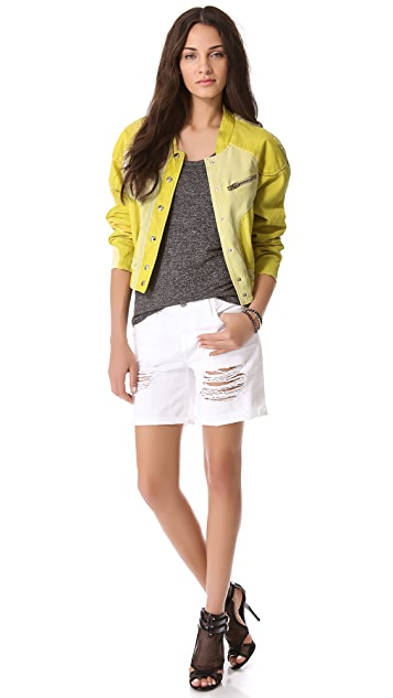 IRO Suftan Leather Jacket
