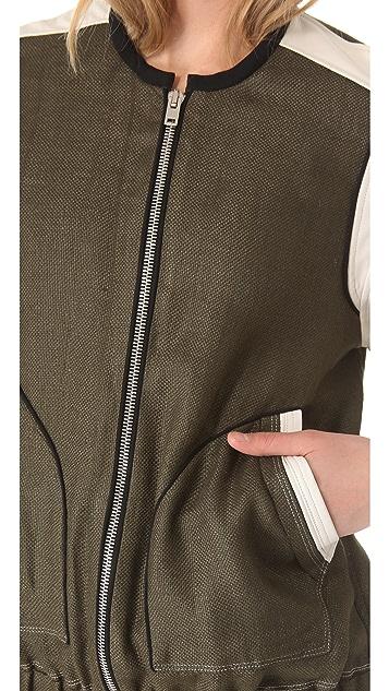 IRO Paul Baseball Jacket