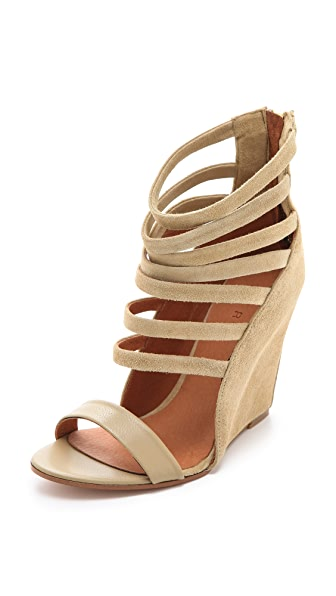 IRO Mirlind Wedge Sandals