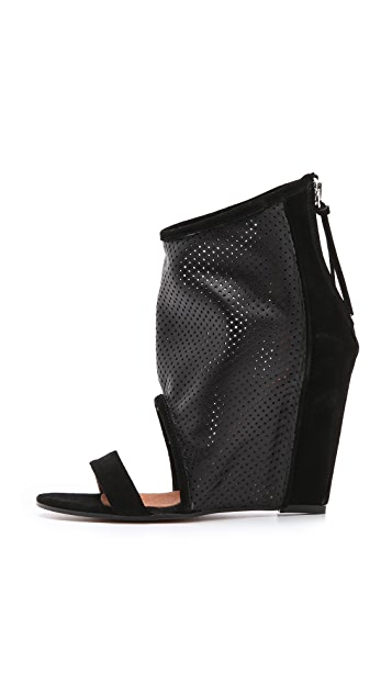 IRO Manela Wedge Sandals
