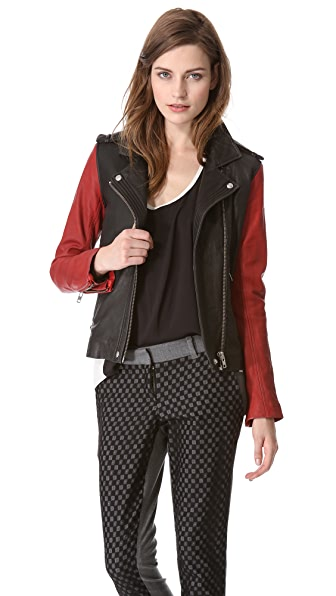 IRO Blanca Leather Jacket