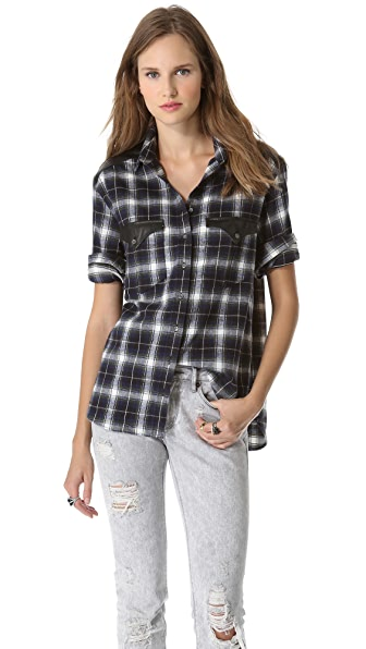 IRO Britton Button Down Shirt