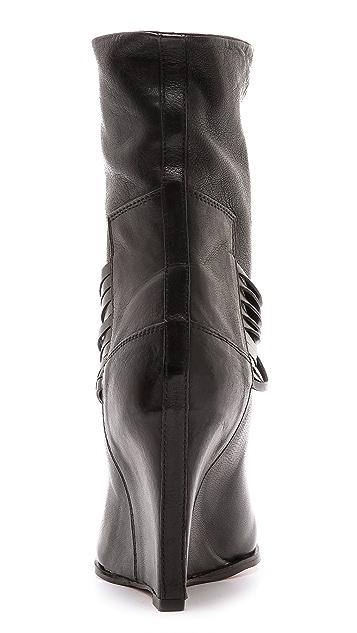 IRO Dethro Wedge Boots
